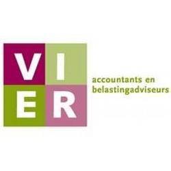 Logo van VIER Accountants en Belastingadviseurs