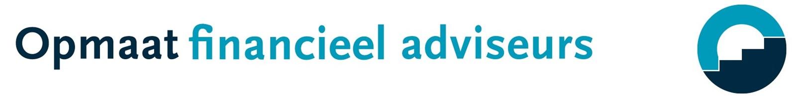 Logo van Opmaat financieel adviseurs Gouda