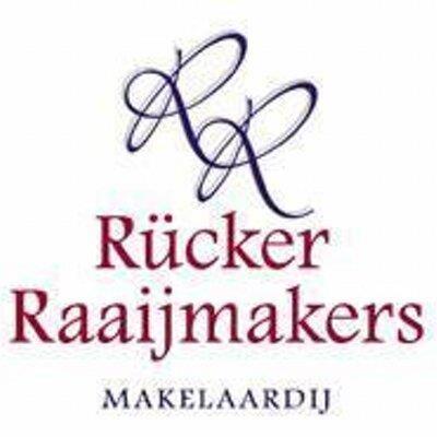 Logo van Rücker Raaijmakers Makelaardij