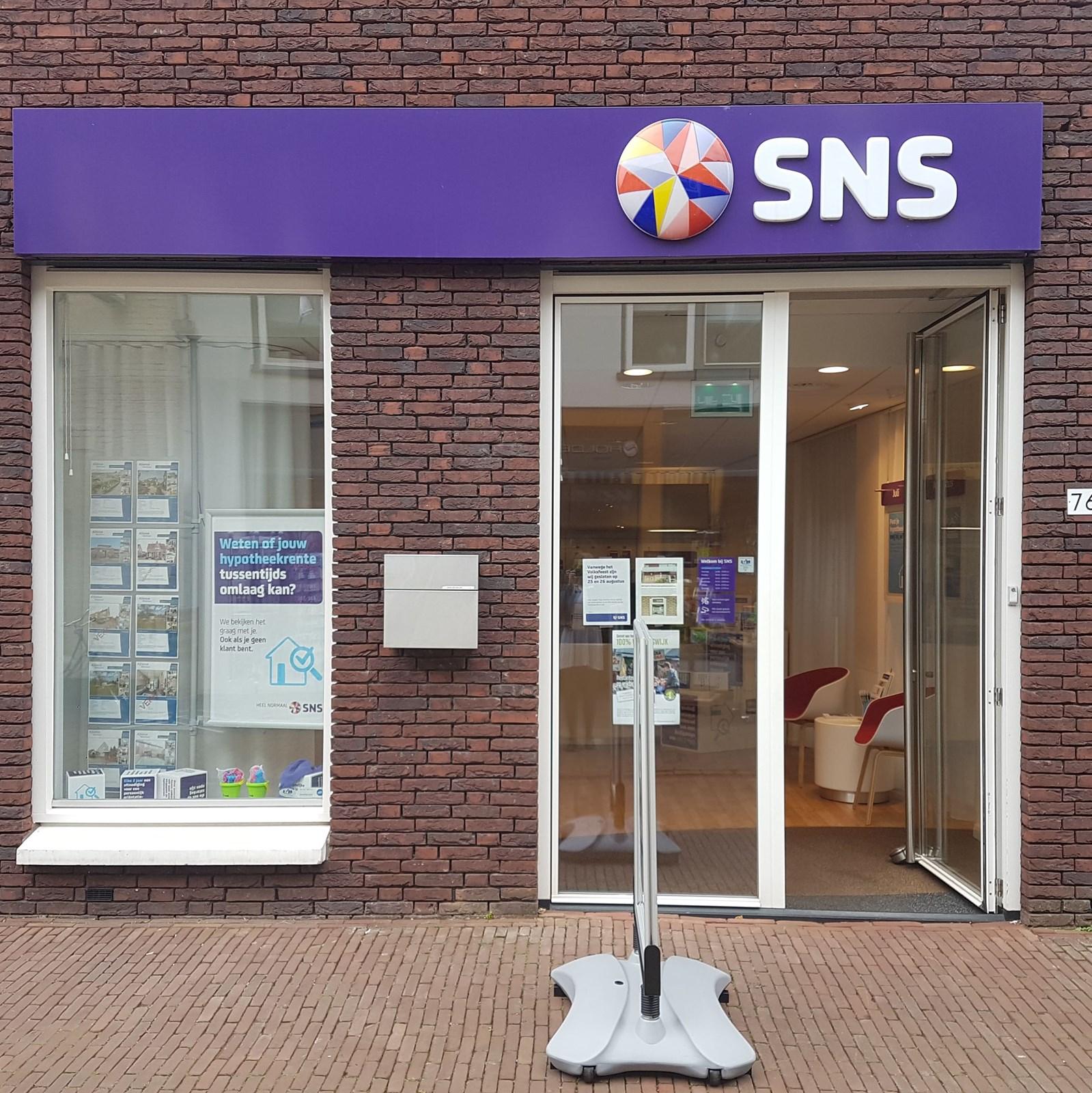 Foto van SNS Winterswijk