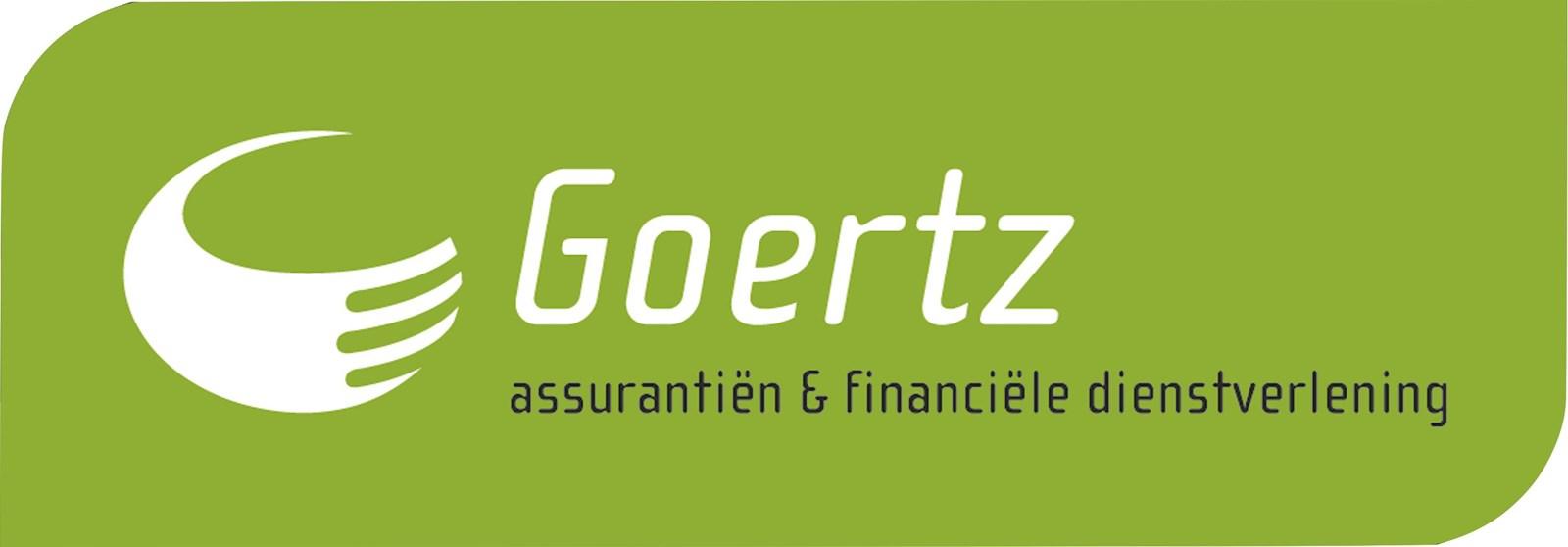 Logo van Goertz assurantiën & financiële dienstverlening