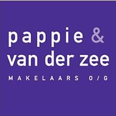 Logo van Pappie & Van der Zee Makelaars