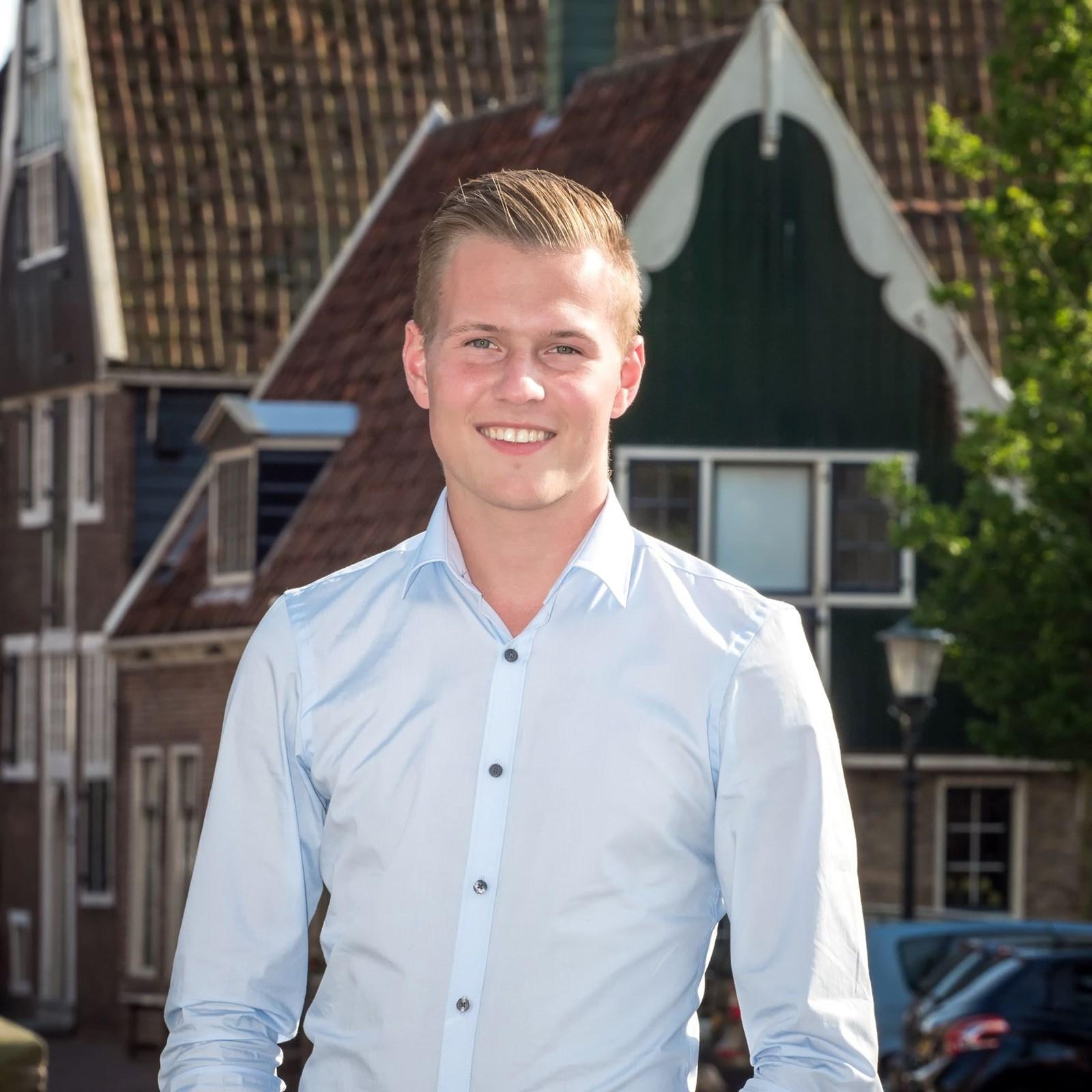 Foto van Damon van der  Velden