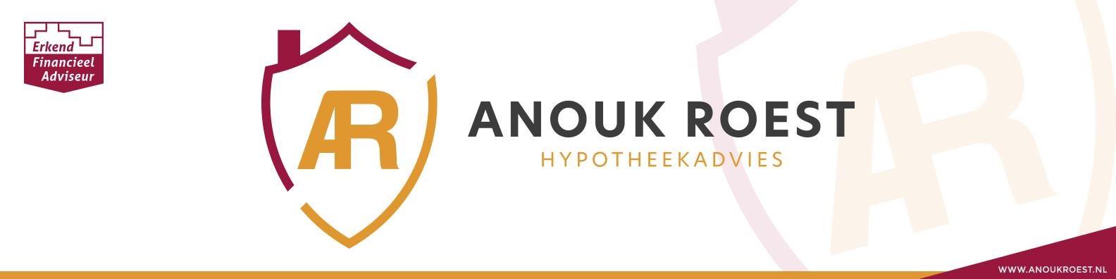 Logo van Anouk Roest Hypotheekadvies
