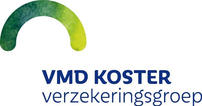 Logo van VMD KOSTER verzekeringsgroep