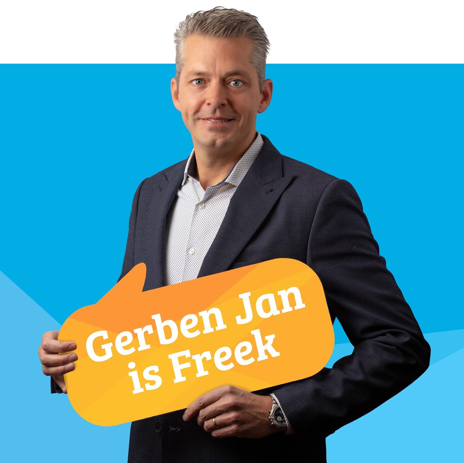 Foto van Gerben Jan van der Lugt
