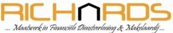 Logo van Richards B.V. - Hypotheekadviseur Tilburg-Reeshof