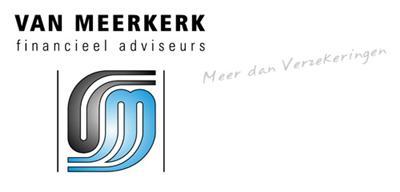 Logo van Van Meerkerk Financieel Adviseurs