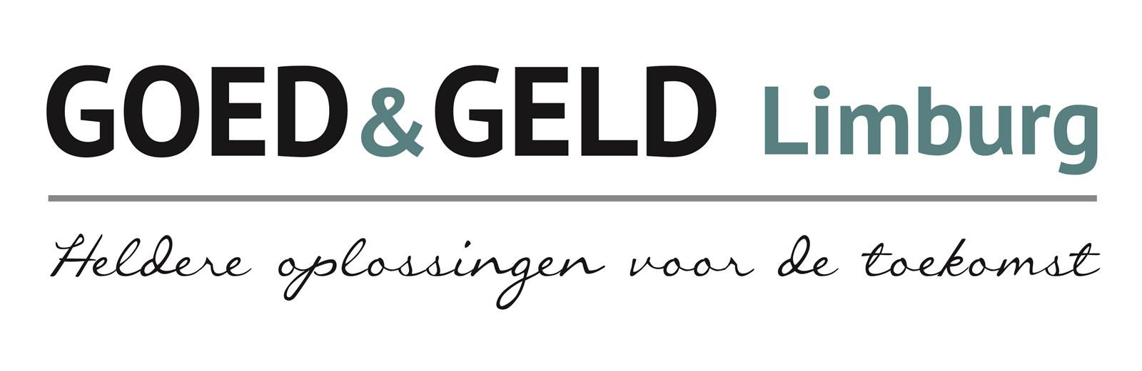 Logo van Goed & Geld Limburg BV