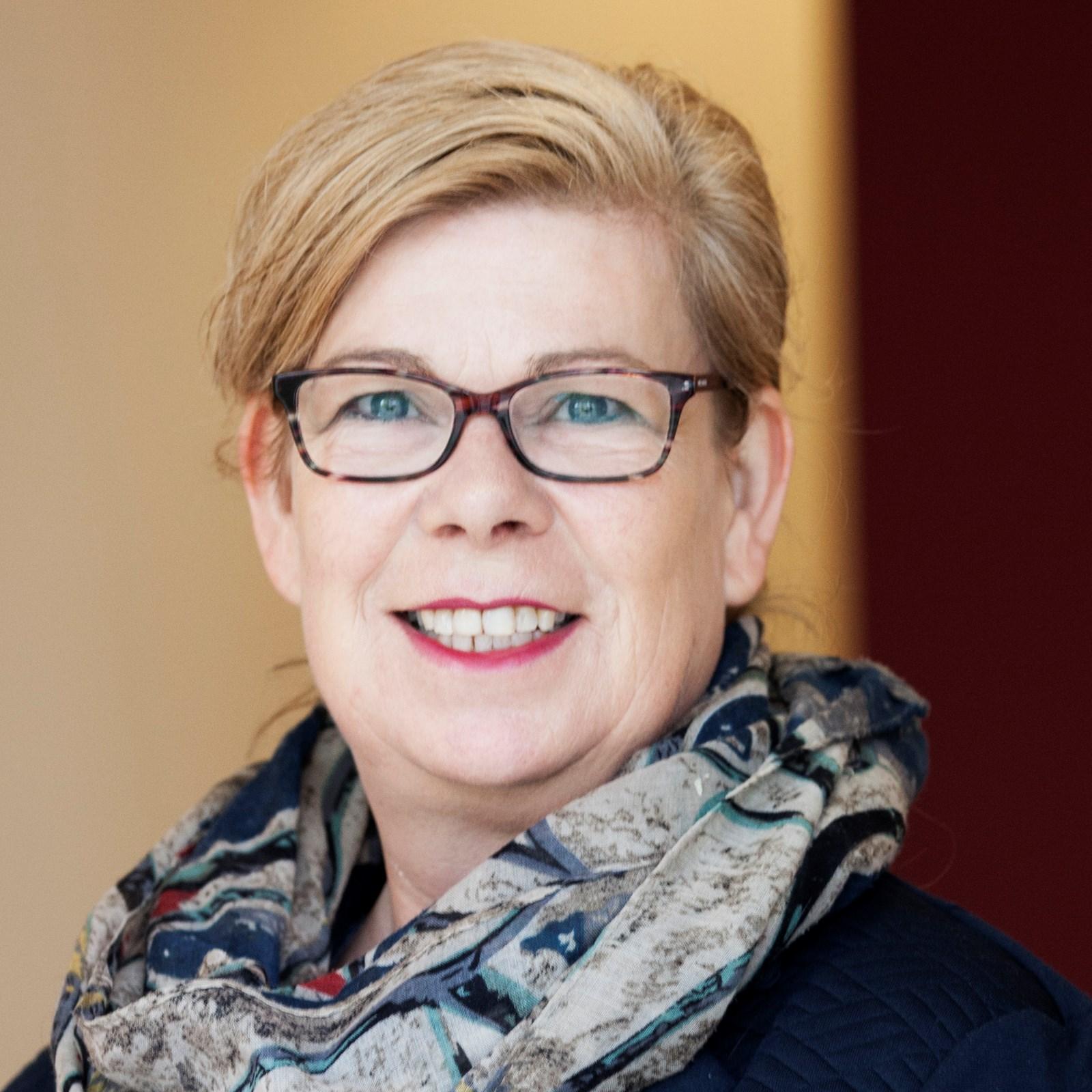 Foto van Monja van de Kerkhof- van Berloo