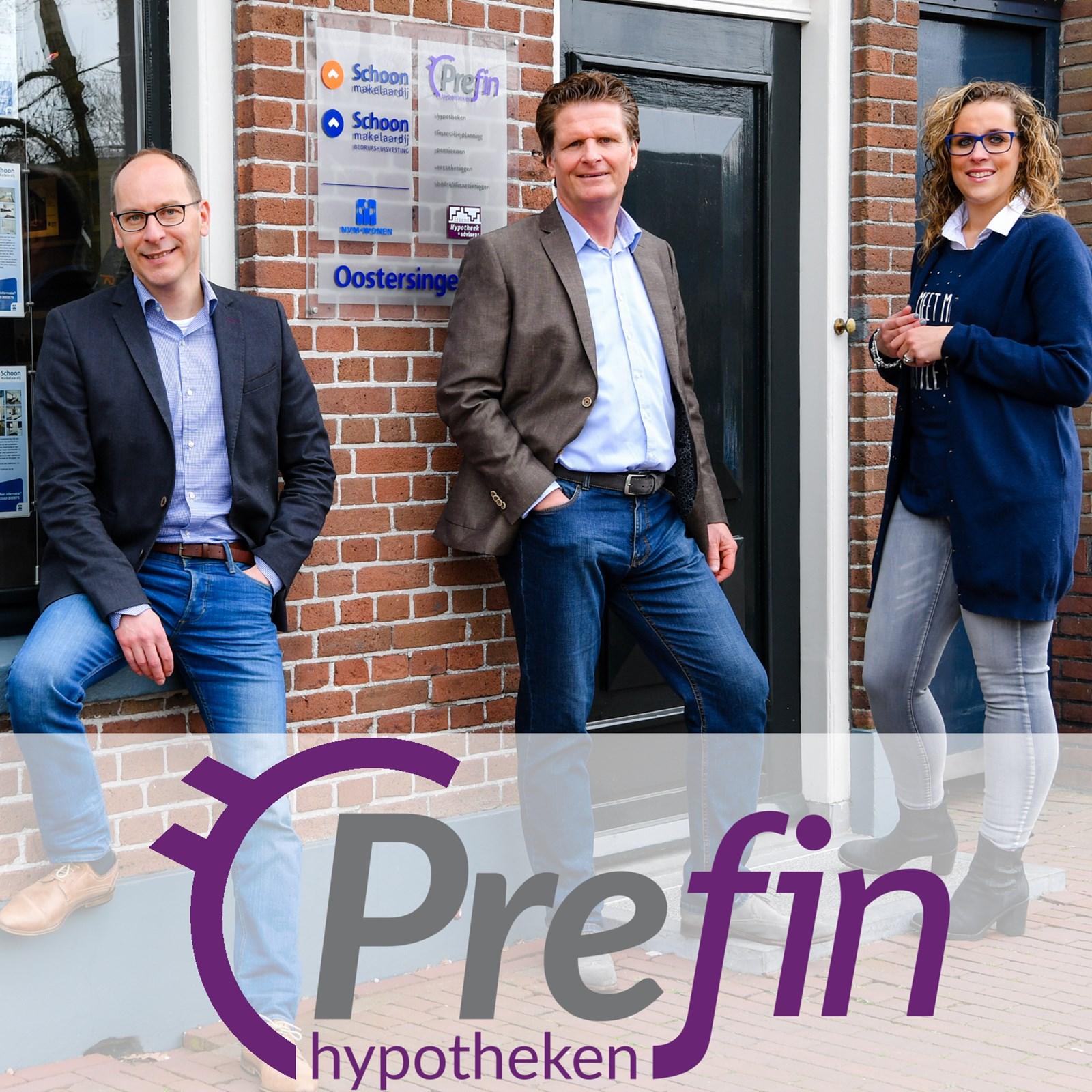 Foto van Prefin Hypotheken