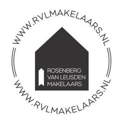 Logo van Rosenberg Van Leusden Makelaars