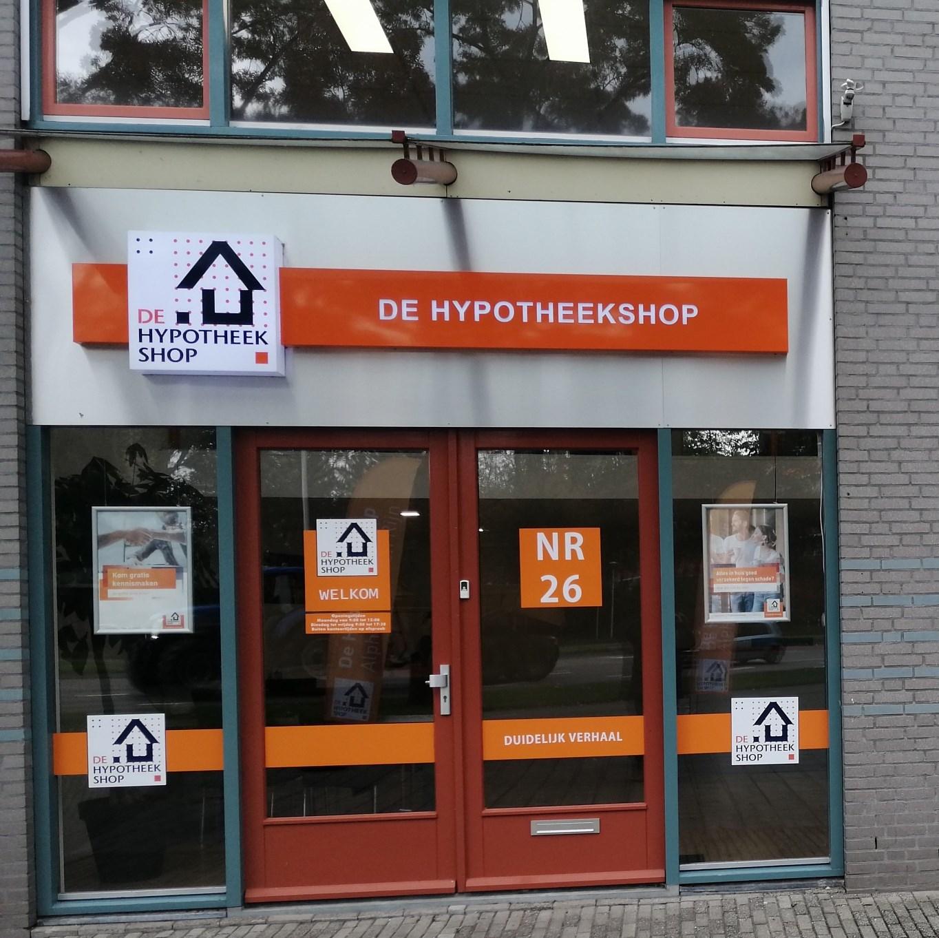 De Hypotheekshop Alphen aan den Rijn