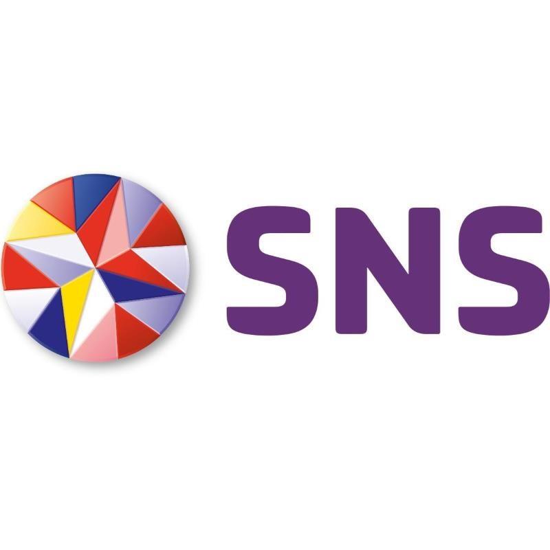 Logo van SNS Haarlem Noord