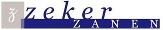 Logo van Zeker Zanen