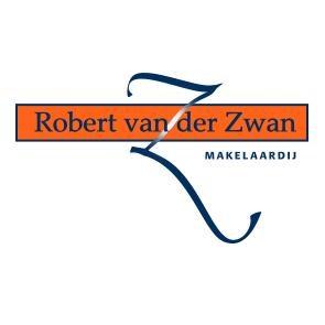Logo van Robert van der Zwan Makelaardij