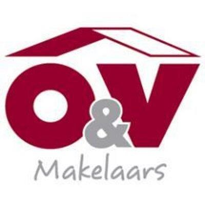 Logo van Van Oosterom & Verhagen Makelaars