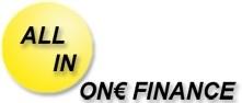Logo van All in 1 Finance