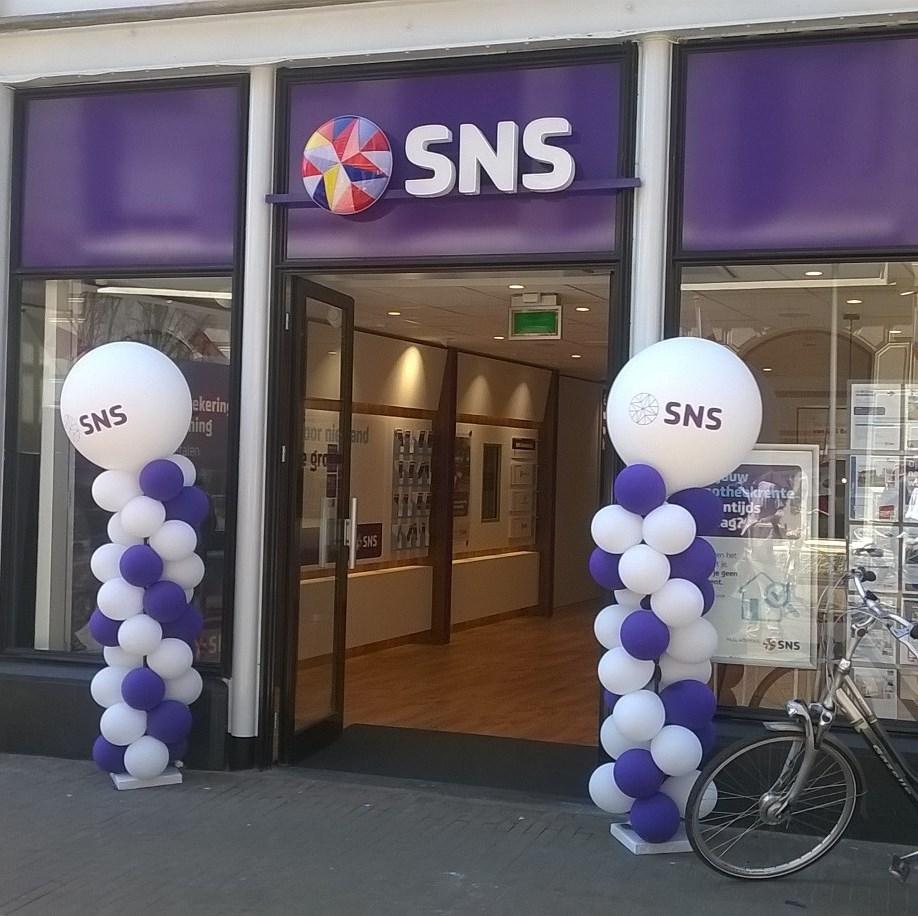 Foto van SNS Kampen