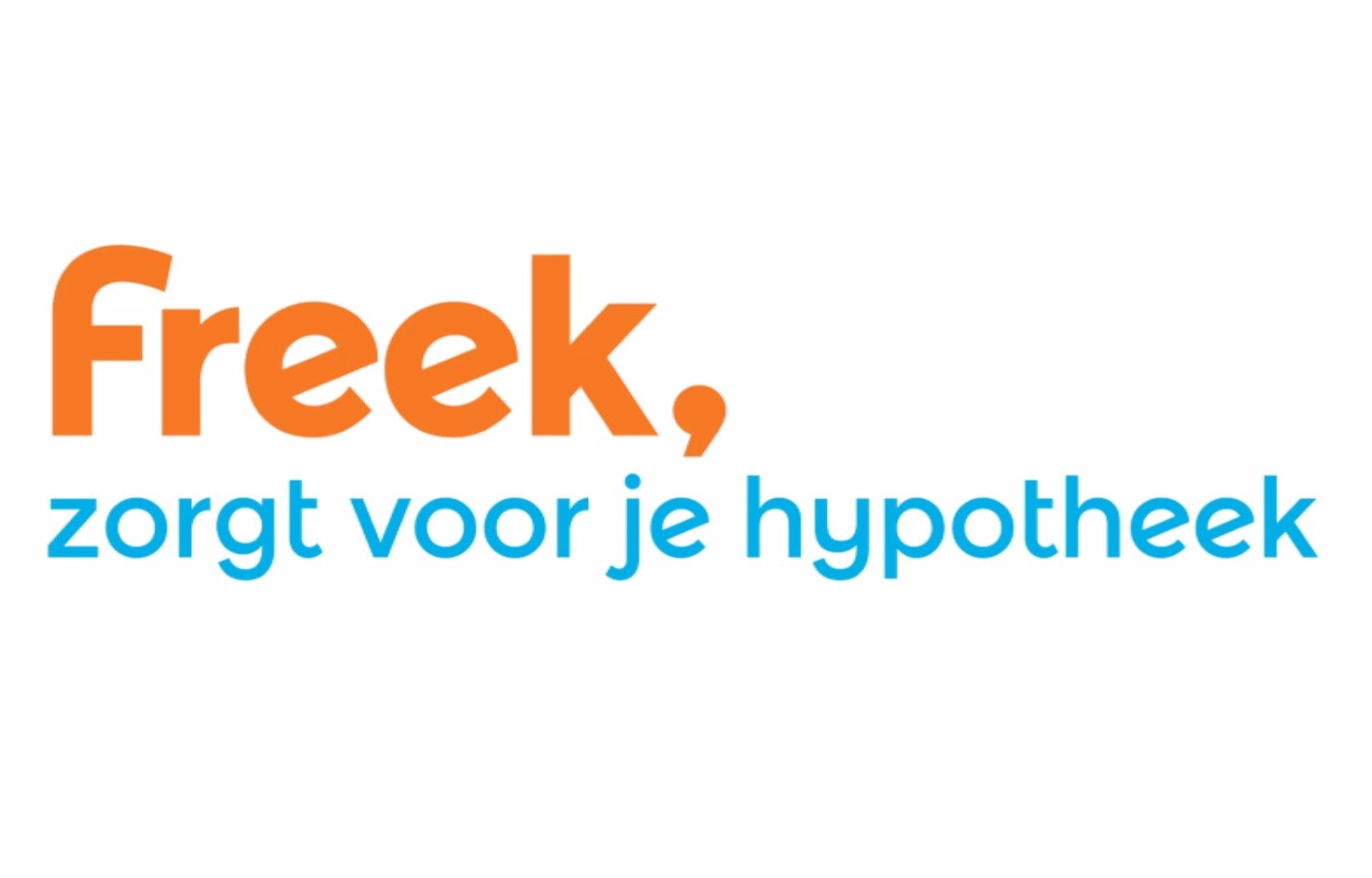 Logo van Freek hypotheek  Amersfoort