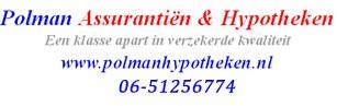 Logo van Polman Assurantiën & Hypotheken
