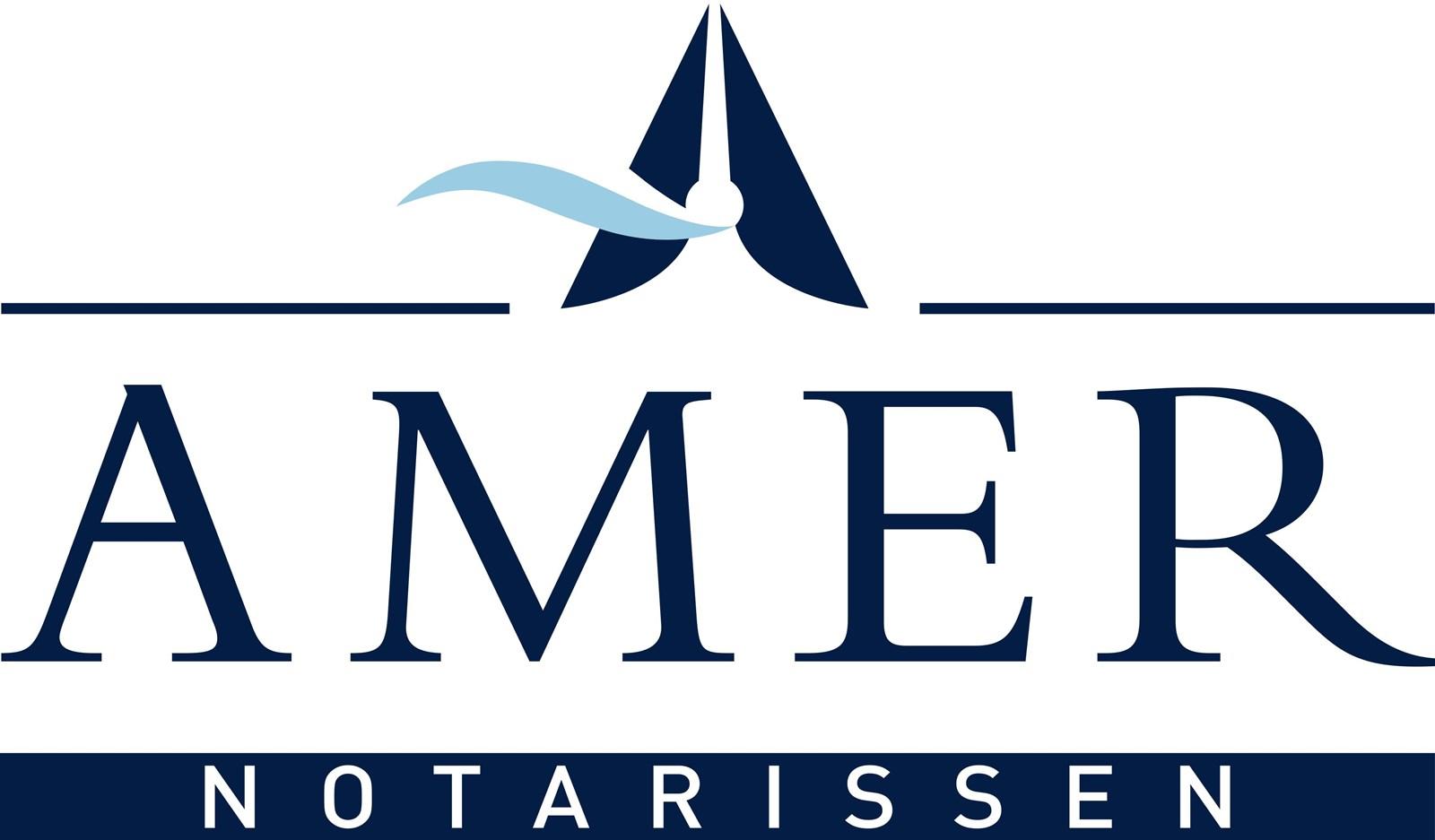 Logo van Amer Notarissen