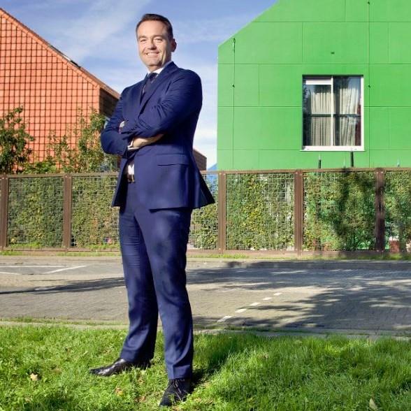 Foto van Johan van den Berg