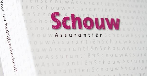 Logo van Schouw Assurantiën, voor uw Bedrijfszekerheid