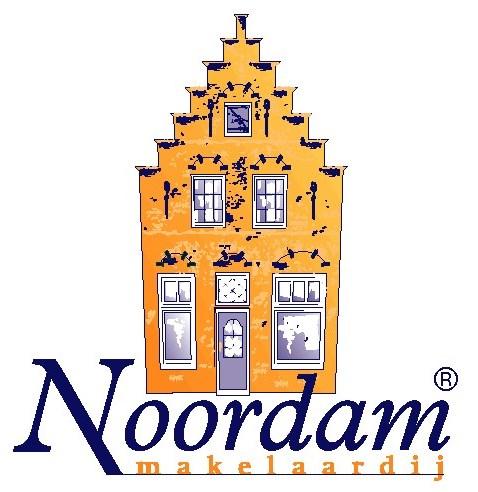 Logo van Noordam Makelaardij