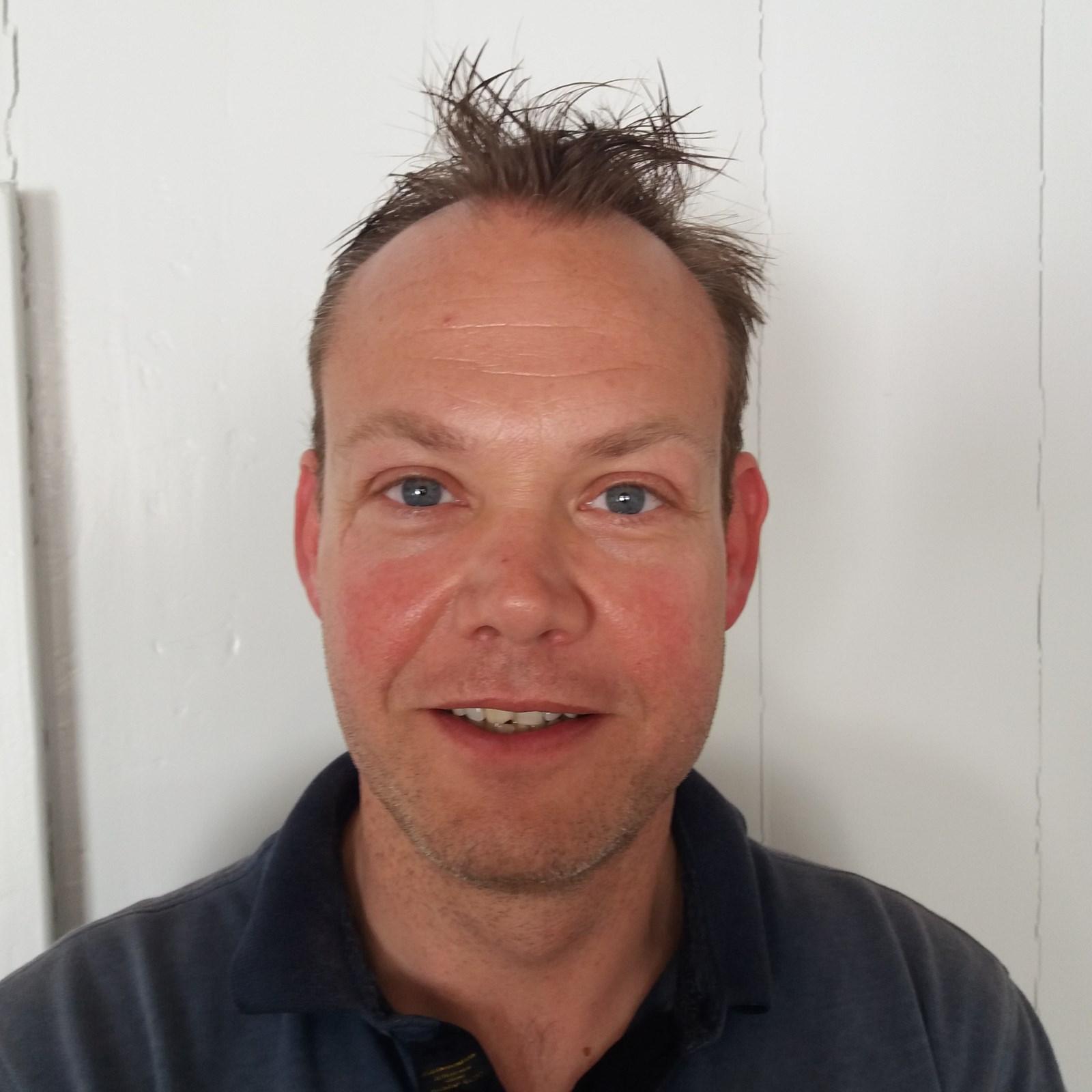 Foto van Xander van den Heuvel