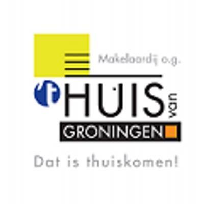 Logo van t Huis van Groningen