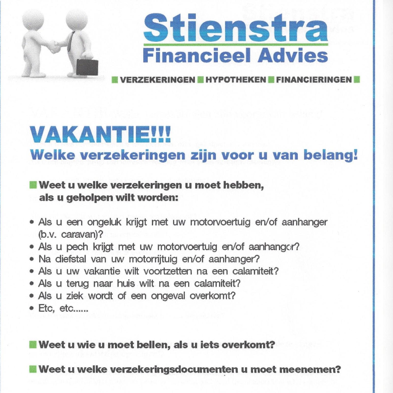 Foto van Stienstra Financieel Advies