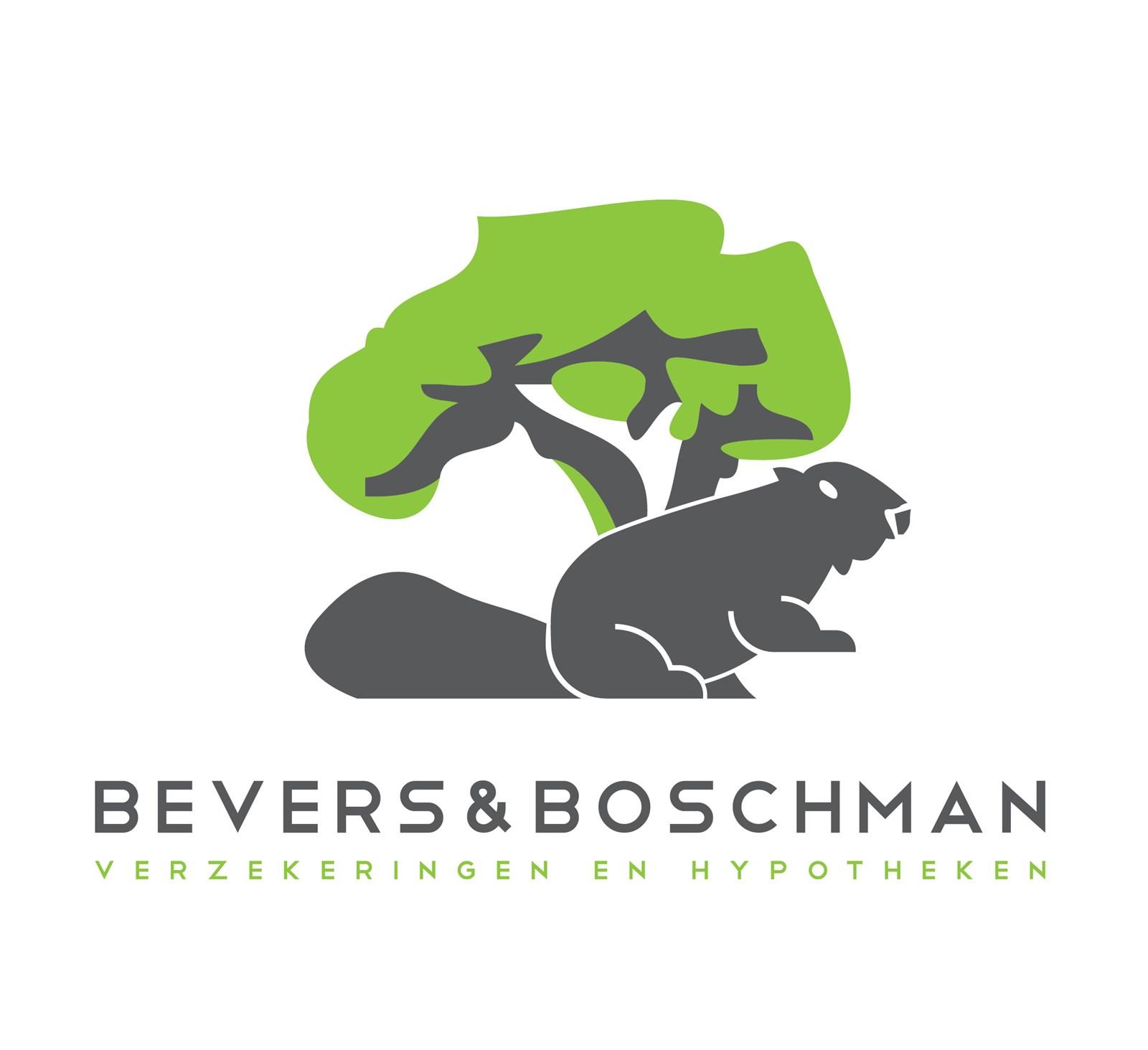 Logo van Bevers & Boschman
