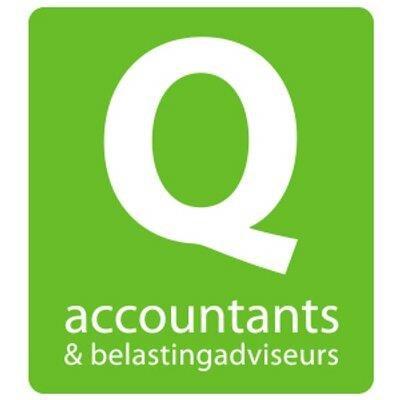Logo van Q accountants en belastingadviseurs