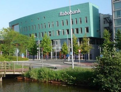 Logo van Rabobank Assen