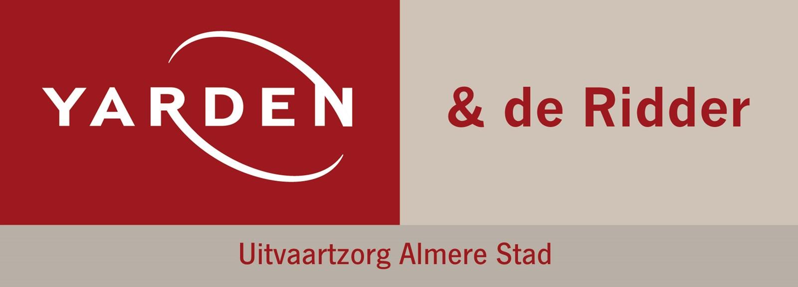 Logo van Yarden & De Ridder, Uitvaartzorg Almere-Stad
