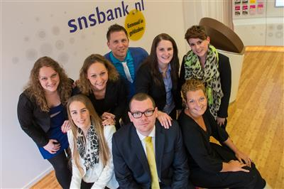 Foto van SNS Valkenburg