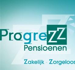 Logo van Progrezz Pensioenen en Verzekeringen (ZLD)