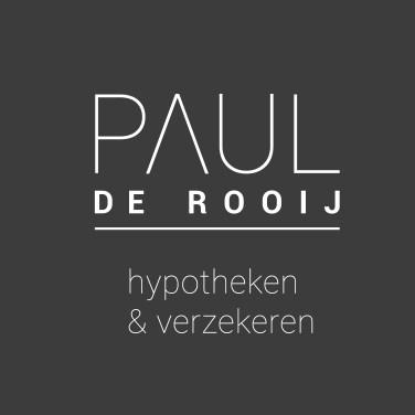 Logo van Paul de Rooij, hypotheken & verzekeren