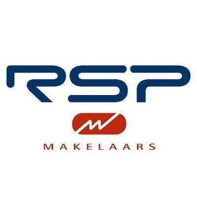 Logo van RSP Makelaars