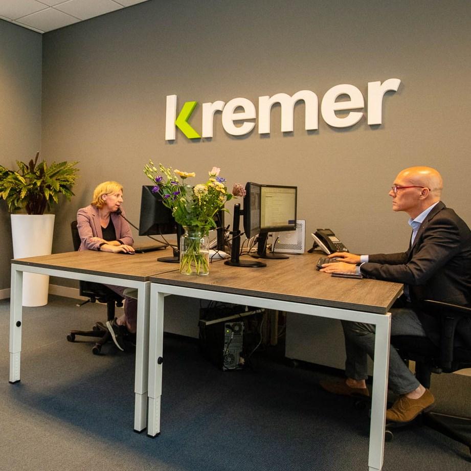 Foto van Kremer Pensioen- en Risicoadviseurs