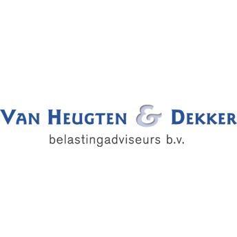 Logo van Van Heugten en Dekker Belastingadviseurs