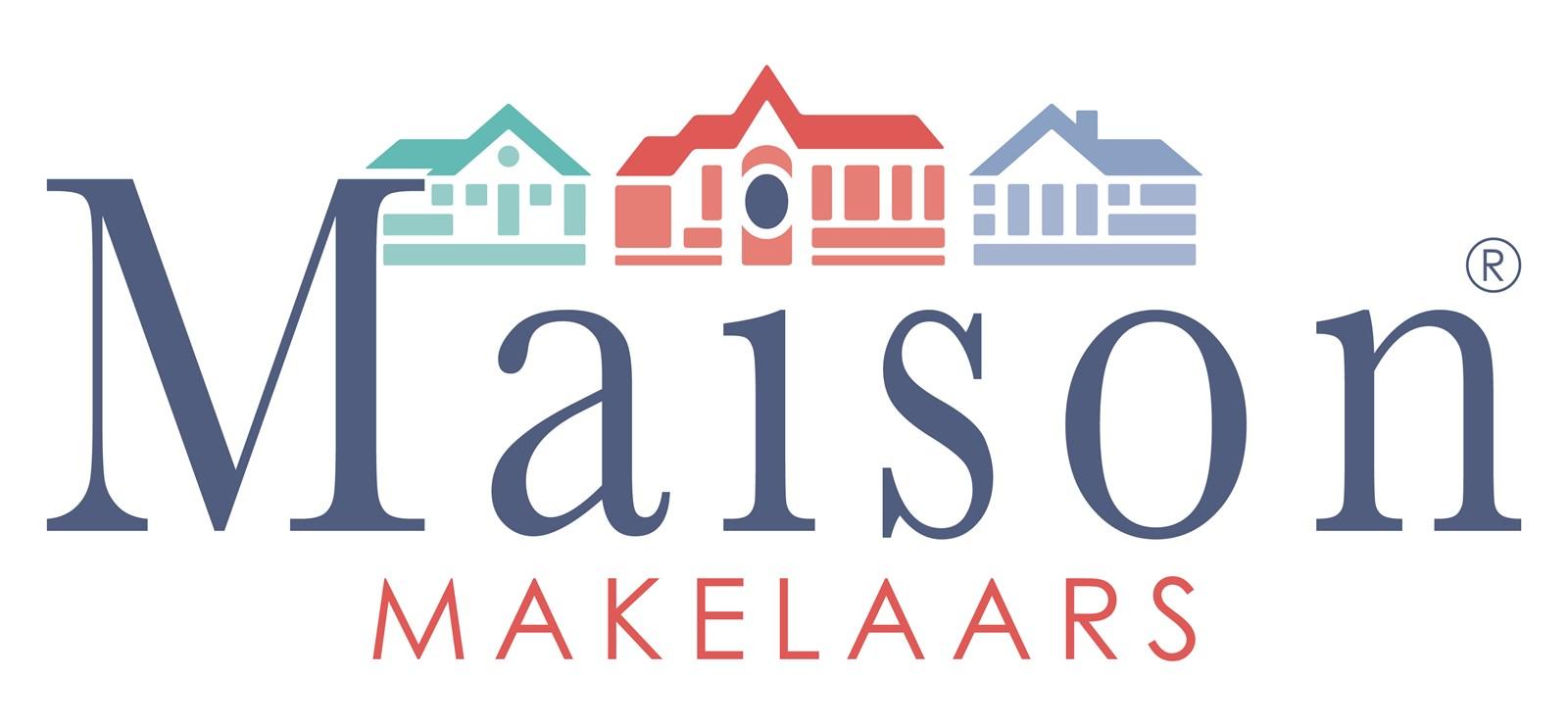 Logo van Maison Makelaars Peel en Maas   Horst ad Maas