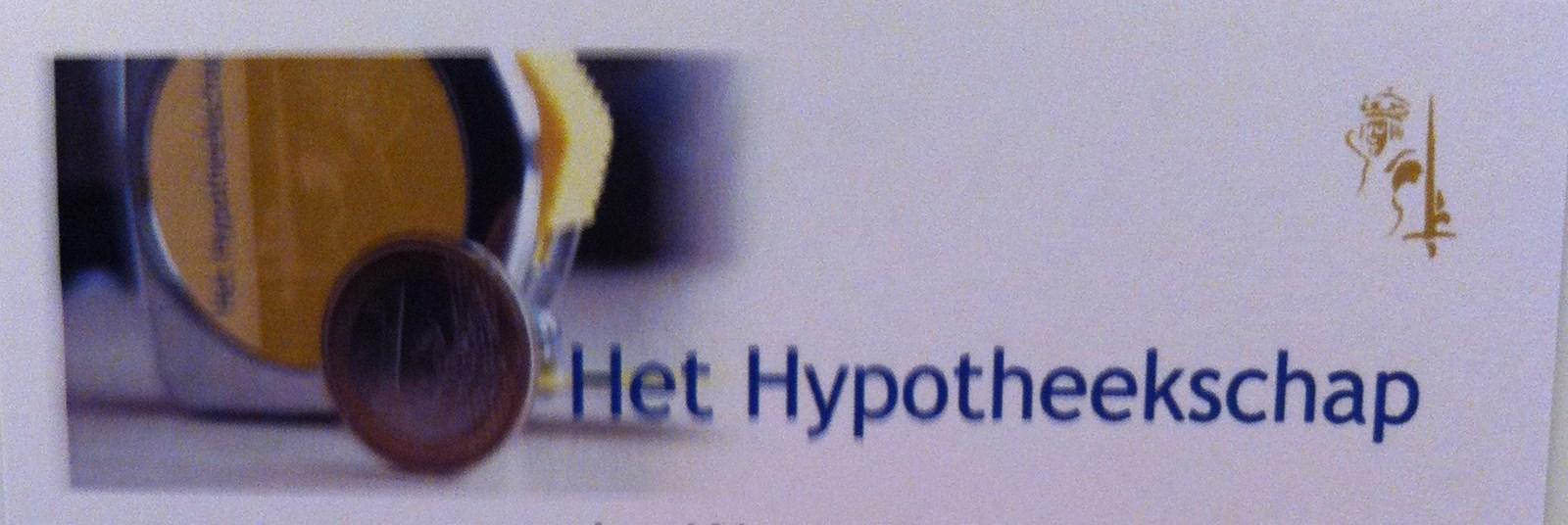 Logo van Het Hypotheekschap