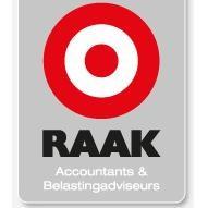 Logo van Raak Accountants en Belastingadviseurs