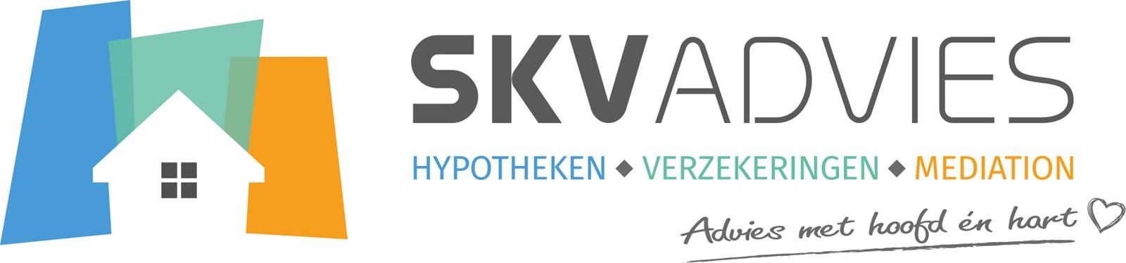 Logo van SKV Advies BV.