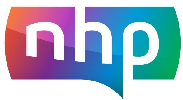Logo van NHP Hypotheken