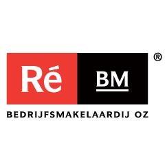 Logo van ReBM Bedrijfsmakelaardij