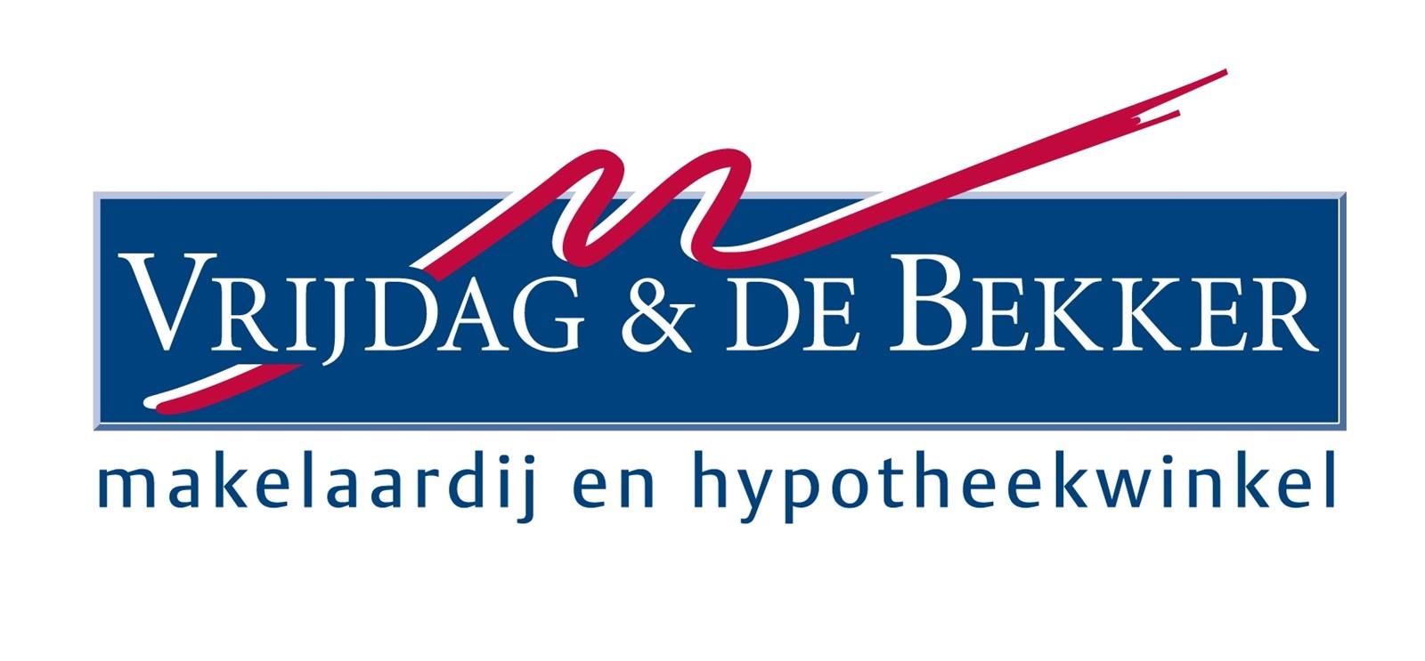 Logo van Vrijdag & De Bekker
