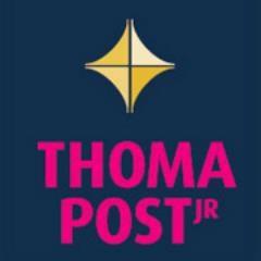 Logo van Thoma Post Makelaars Amsterdam